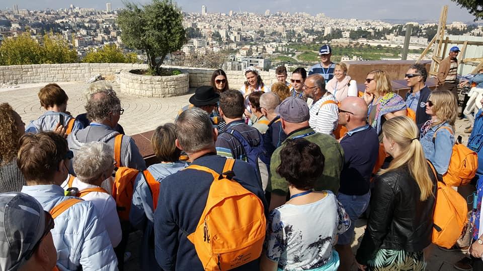Explore Israël Voorjaar 2019