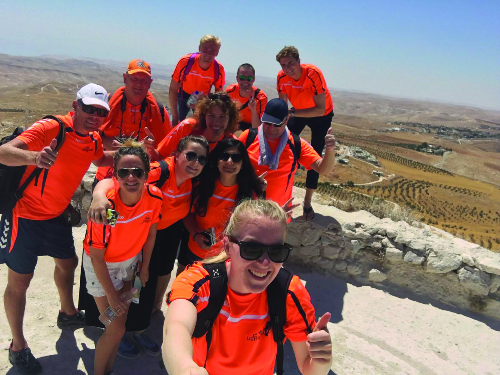 Explore Israël Zomer Jongerenreis 2019