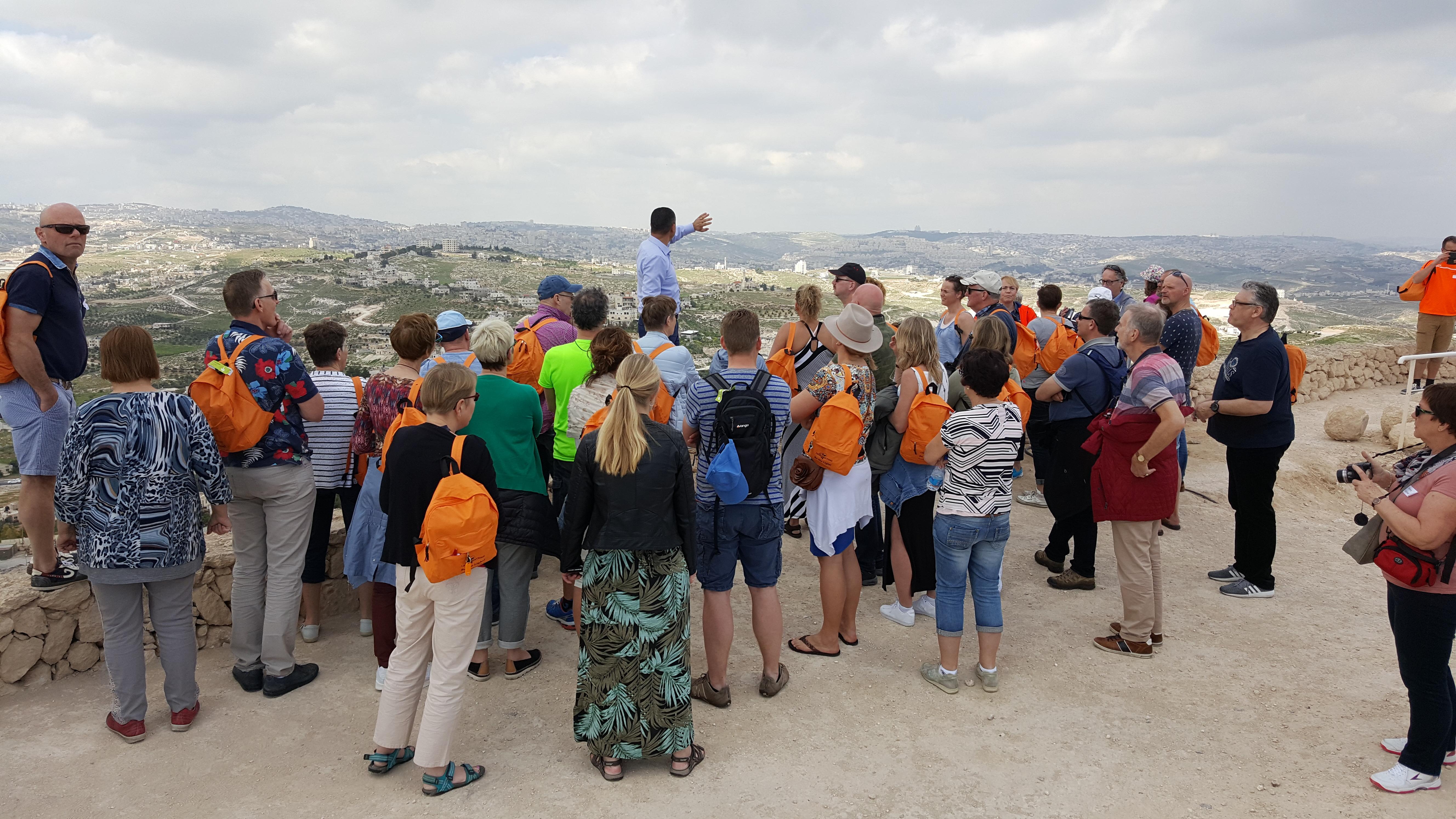 Explore Israël Najaarsreis 2019