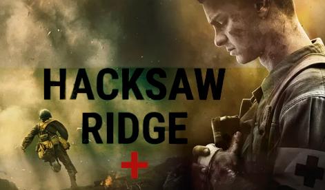 L4N – Filmavond 'Hacksaw Ridge'